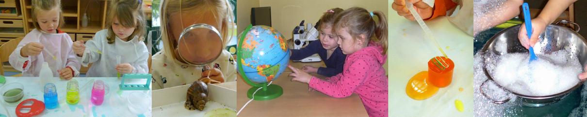 Familienzentrum und gemeindekindergarten zauberwelt for Raumgestaltung partizipation